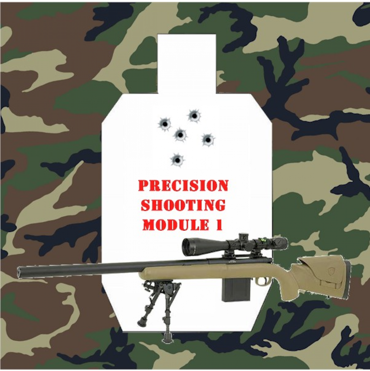 Precision Shooting Module 1